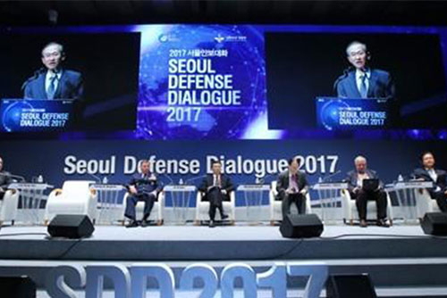 S. Korea Considers Inviting N. Korea To Seoul Defense Dialogue