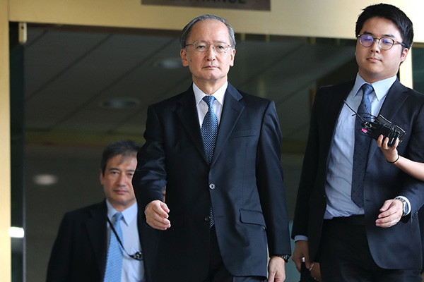 외교부, 일본 대사 불러 '지소미아 종료' 서한 전달