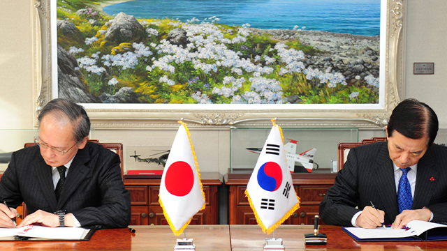 US Expresses 'Strong Concern, Disappointment' at Termination of S. Korea-Japan Intel Pact