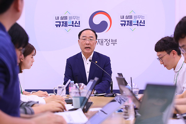 Finance Minister: S. Korea's Budget to Total 513 Trl Won Next Year