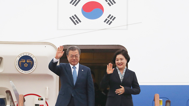 Moon to Visit Thailand, Myanmar, Laos Next Week