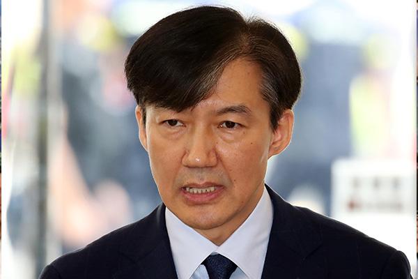 """조국 """"청문회 무산되면 직접 설명""""...검찰개혁방안 발표"""
