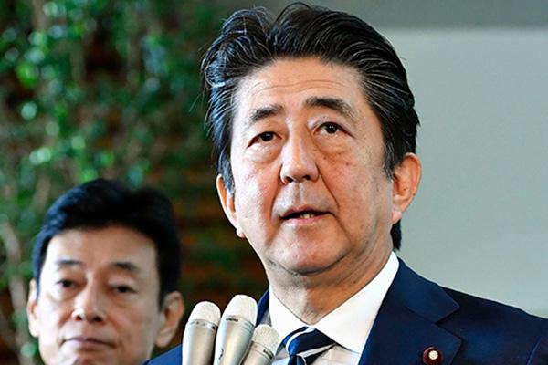 Abe appelle Séoul à respecter la loi internationale concernant leur querelle liée au travail forcé