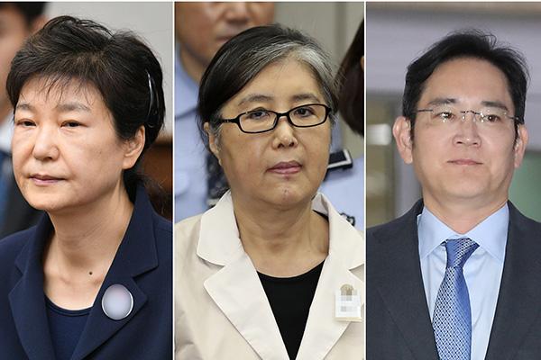 Tòa án tối cao bác bản án phúc thẩm vụ bê bối chính trị liên quan đến cựu Tổng thống Park Geun-hye