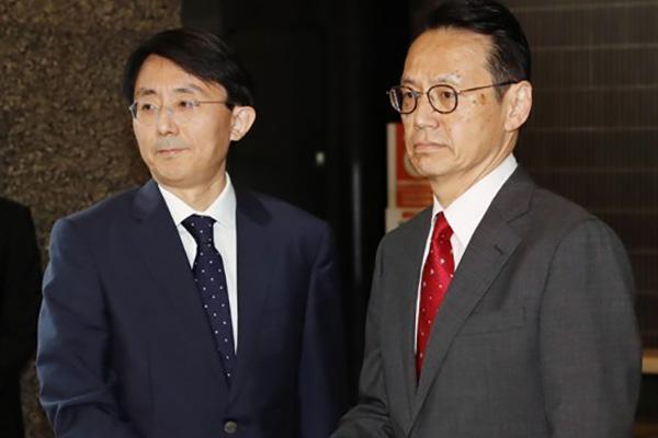 Seoul sieht Möglichkeit für Treffen zwischen Premierminister Lee und Abe