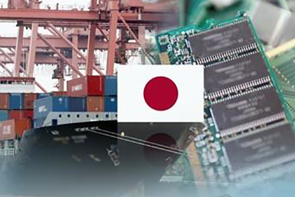 Jepang Izinkan Ekspor Asam Fluorida ke Korsel