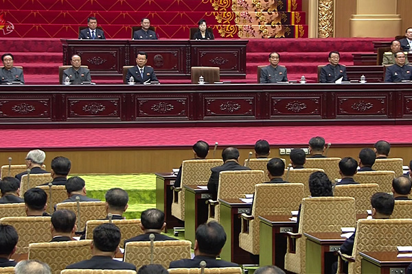 N. Korea Changes Constitution to Further Solidify Kim Regime