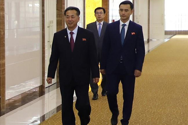 Делегация КНДР примет участие в Пятом Восточном экономическом форуме