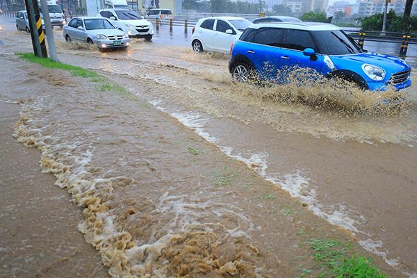 Hujan Deras di Korsel Telan Korban Jiwa dan Kerugian Material