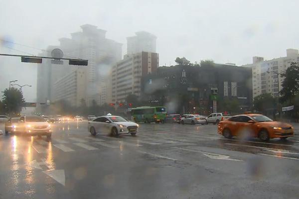 台風13号 今週末に韓半島直撃の恐れ