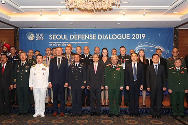 ソウル安保対話 56カ国が参加し4日から開催