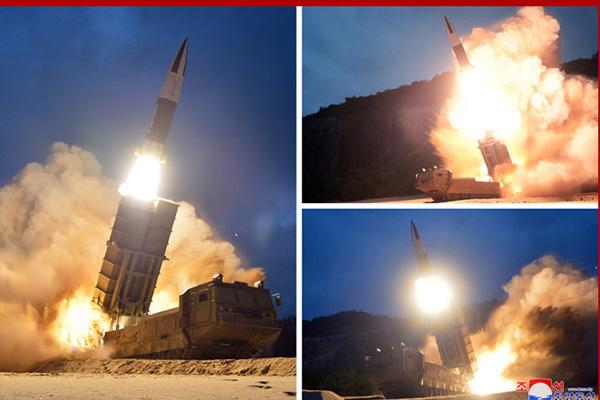 КНДР продолжает развитие ракетной программы