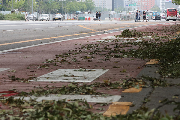 Typhoon Lingling Leaves 27 Casualties, Damages 9,400 Facilities