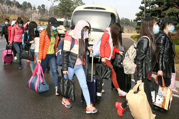 За три года число беженцев из КНДР на Юг сократилось на 10,8%