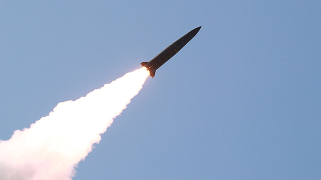 JCS: N. Korea Fires 2 Unidentified Projectiles into East Sea