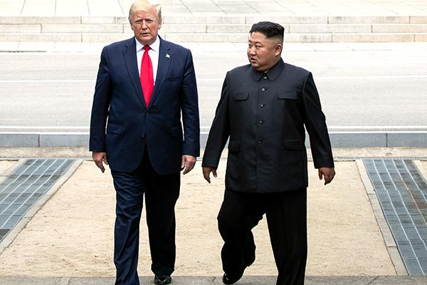 Corea del Norte alude a retomar las negociaciones con EEUU