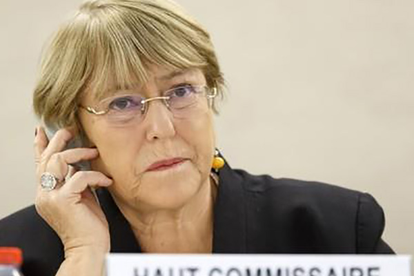 UN Human Rights Chief Calls for Global Fight Against Virus-related Prejudice