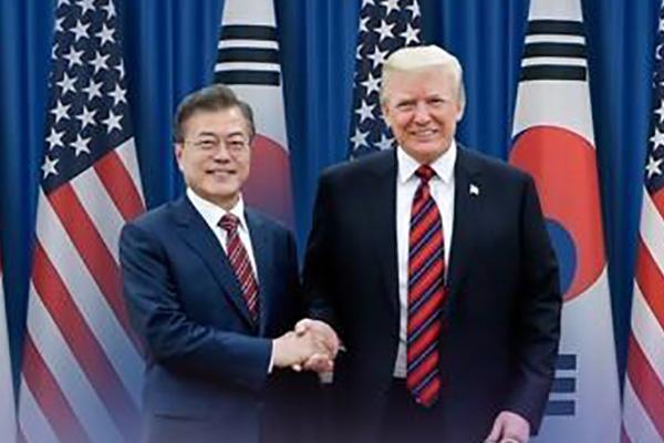 Moon et Trump organisent un sommet ce mois à New York en marge d'une session de l'ONU