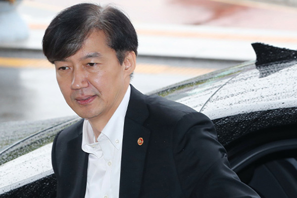 أكثر من نصف عدد الكوريين يعارضون تعيين تشو كون وزيرا للعدل