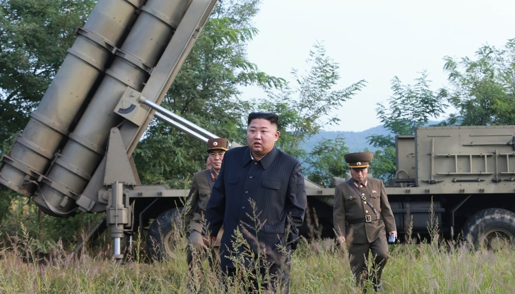 N. Korea Hints at Future Launches after Tuesday Weapons Test