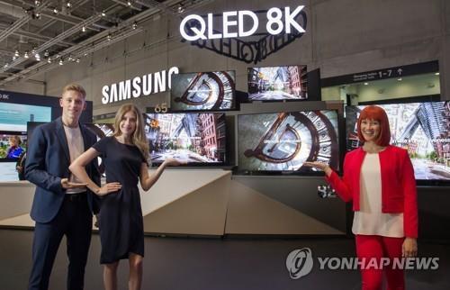 Fachmedien zeichnen Produkte von Samsung und LG auf IFA in Berlin aus