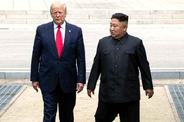Trump Continues to Signal Talks with N. Korea