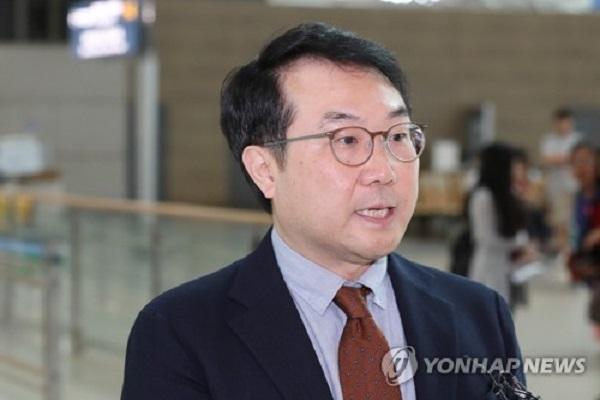 Спецпредставитель РК Ли До Хун провёл переговоры в Пекине