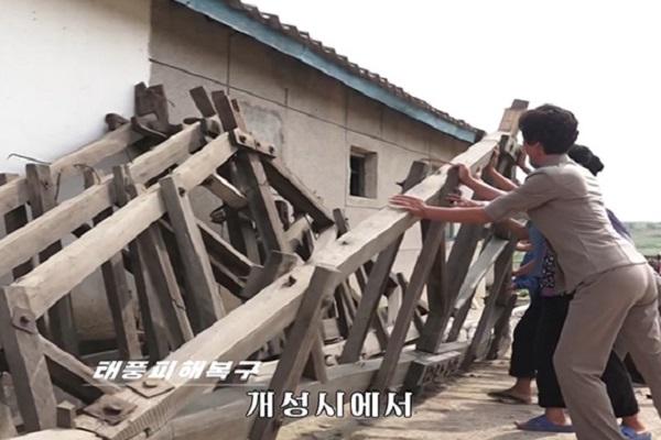La Corée du Nord souligne sa capacité à gérer les sinistres
