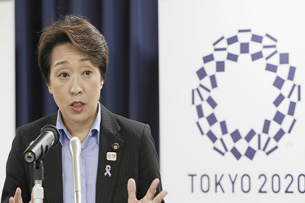 Japanese Olympics Minister Not Bothered by Imperial Flag Use in Stadiums
