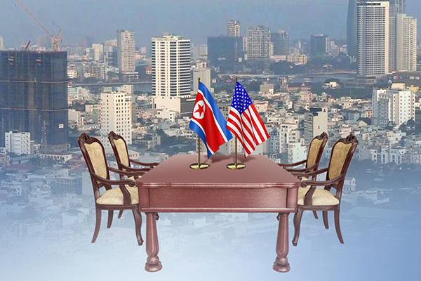 북한, 북미 실무협상 앞두고 '체제 안전·제재 해제' 요구