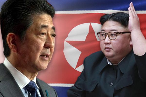 آبيه يؤكد مجددا على ضرورة عقد قمة غير مشروطة مع كوريا الشمالية