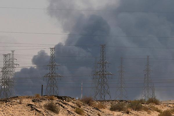 韩政府对沙特原油设施遇袭深表忧虑