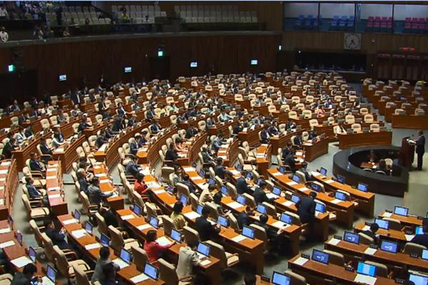 Los partidos mantendrán las controversias en la sesión parlamentaria