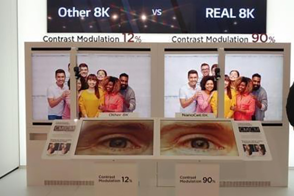 LG và Samsung cạnh tranh quyết liệt về công nghệ tivi LCD