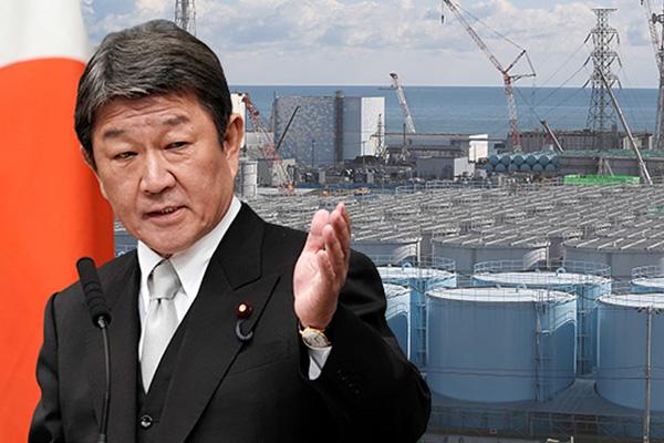 اليابان تأسف لاتهامات كوريا في الوكالة الدولية للطاقة الذرية بشأن مياه فوكوشيما