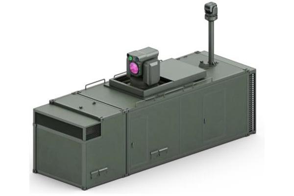 Phát triển vũ khí laser đối phó máy bay không người lái cỡ nhỏ