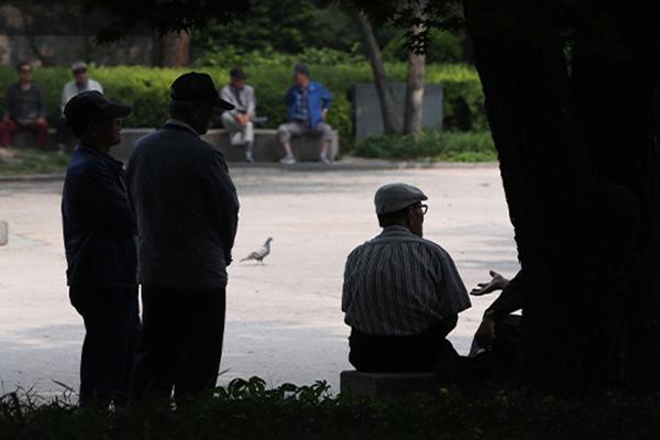 ソウル市人口の高齢化進む 65歳以上の人口は14%あまり