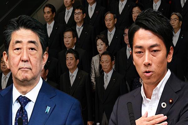 Aumenta la tasa de apoyo popular al nuevo gabinete de Shinzo Abe