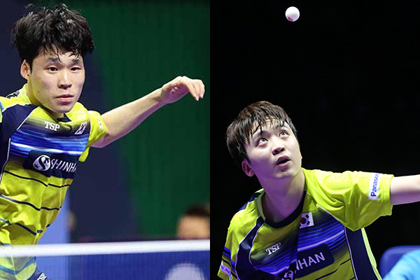 남자탁구, 아시아선수권서 대만 꺾고 결승행…중국과 격돌