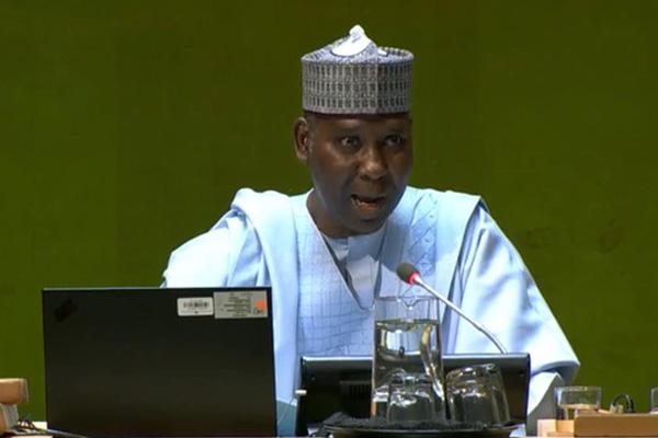 افتتاح اجتماعات الجمعية العامة للأمم المتحدة