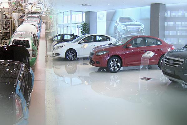 8月日本汽车在韩销售减少一半