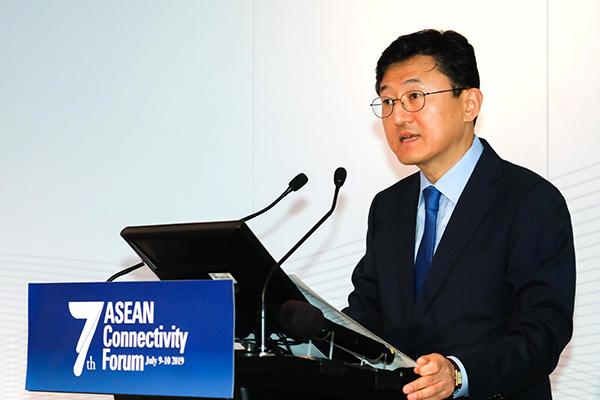 S. Korea Takes Issue with Japan's Export Curbs at ASEAN+3 Meeting