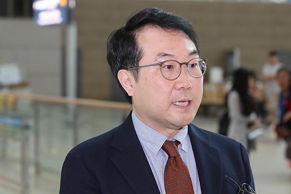 Südkoreas Chefunterhändler für Nukleargespräche mit Nordkorea reist in die USA