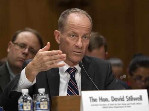 Дэвид Стилвелл: США прилагают усилия к урегулированию конфликта между РК и Японией