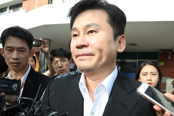 Police to Recommend Non-indictment in Ex-YG Chief's Sex-for-Favors Case