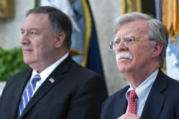 Pro-N. Korea Paper Hails Bolton's Removal, Concerned over Pompeo