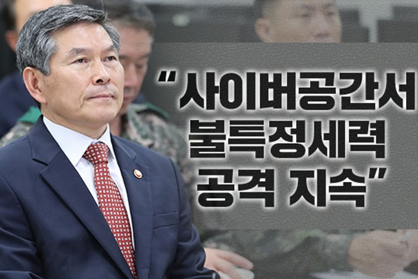 S. Korea Notes Growing Cybersecurity Threats from N. Korea, Others