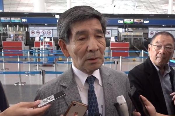 Pyongyang oppose une fin de non-recevoir à un dialogue sans condition proposé par Shinzo Abe