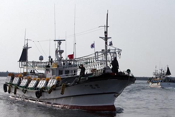 USA bestimmen Südkorea zu vorläufigem Land mit illegaler Fischerei