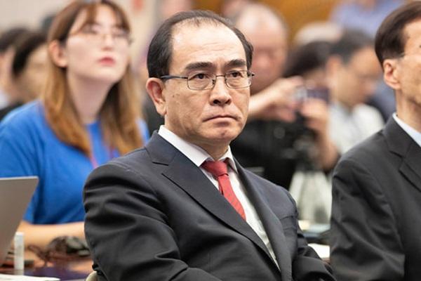Tae Yong-ho: le matérialisme apportera du changement à la Corée du Nord